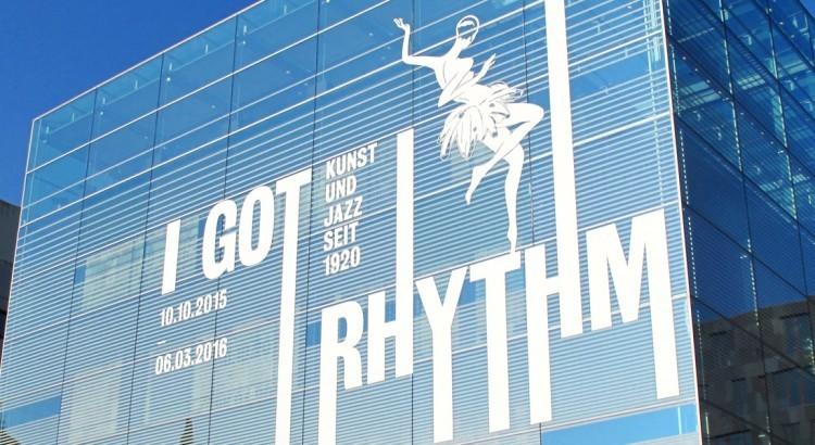 Fassadenbeklebung am Kunstmuseum in Stuttgart