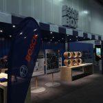 Messestand Stuttgart: Bosch Power Tools, LD Forum