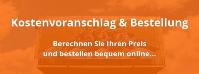 Kederrahmen: Kostenvoranschlag für Bannerrahmen und Online-Bestellung