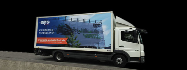 Logistik, Transport und Einlagerung: Ihr Messestand befindet sich bei uns in guten Händen