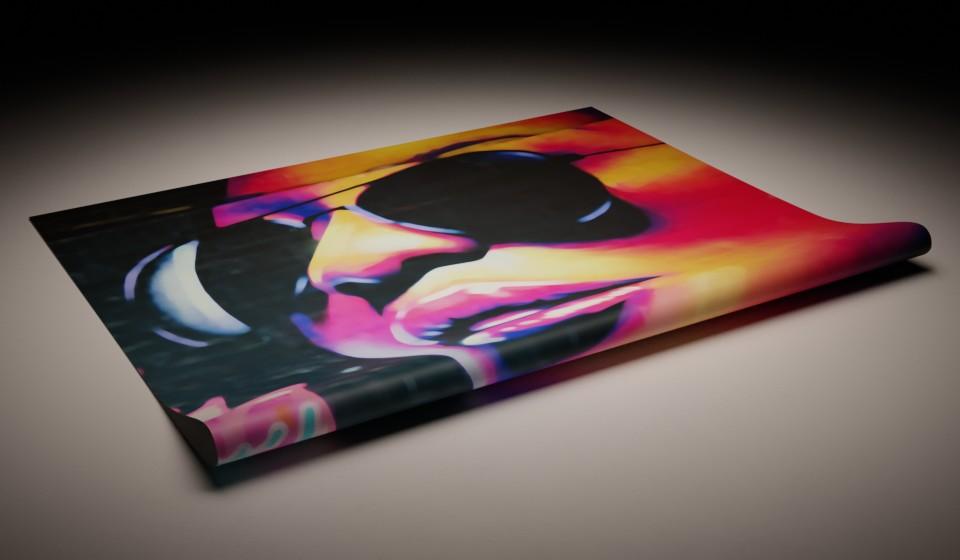 PVC Backlit Werbebanner, Bannerdruck, Titelbild